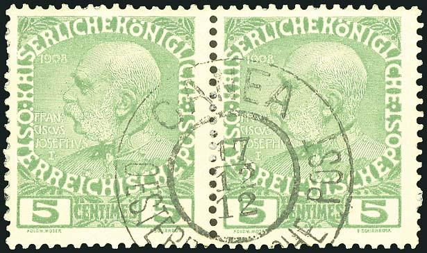 Postmarks of Canea