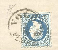 Postmarks of Volo